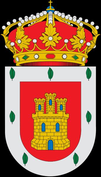 Escudo del Ayuntamiento de Nogal de las Huertas